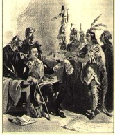 Relations between the colonists and the Indians broke down after Philip became sachem of the Wampanoag